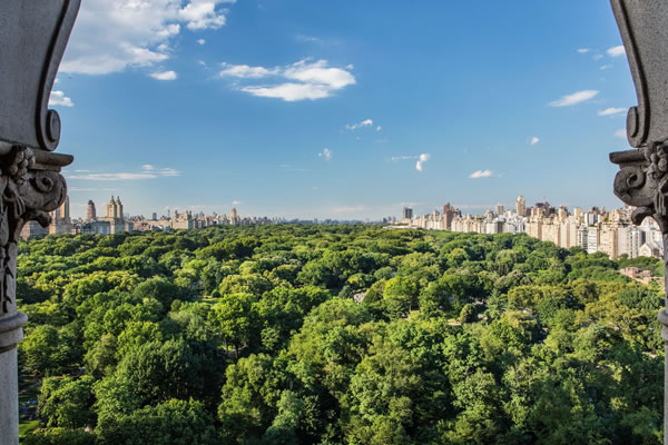 In-Room Telescopes ©The Ritz-Carlton New York, Central Park