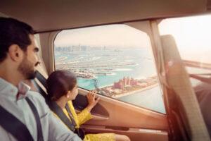 Family Helicopter Tour ©Atlantis The Palm Dubai