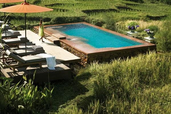 Infinity-Edge Pool ©Four Seasons Resort Chiang Mai
