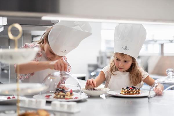 Private Cooking Class ©Four Seasons Hotel des Bergues Geneva